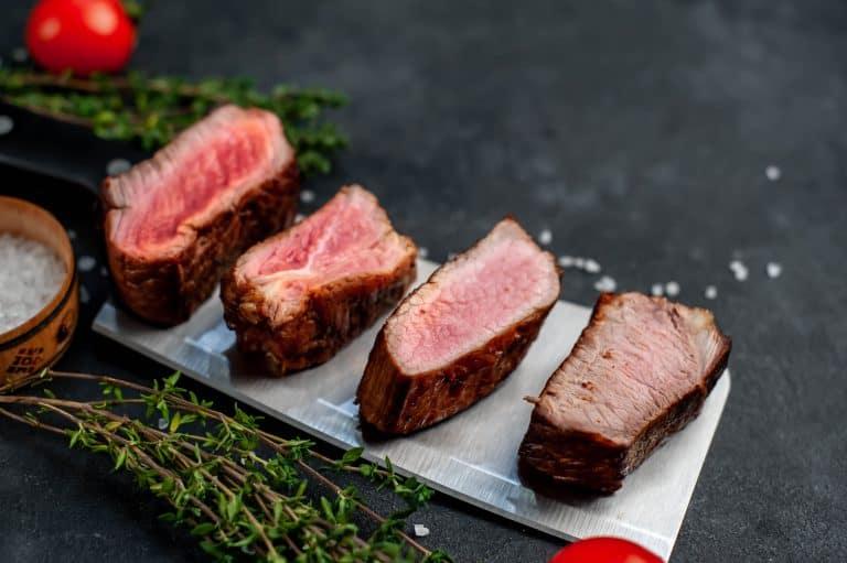 Steak Doneness Cover