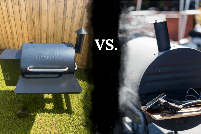 Smoke Hollow Vs. Traeger Pro