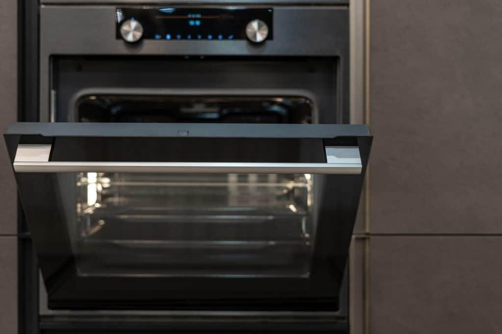Preheating Oven