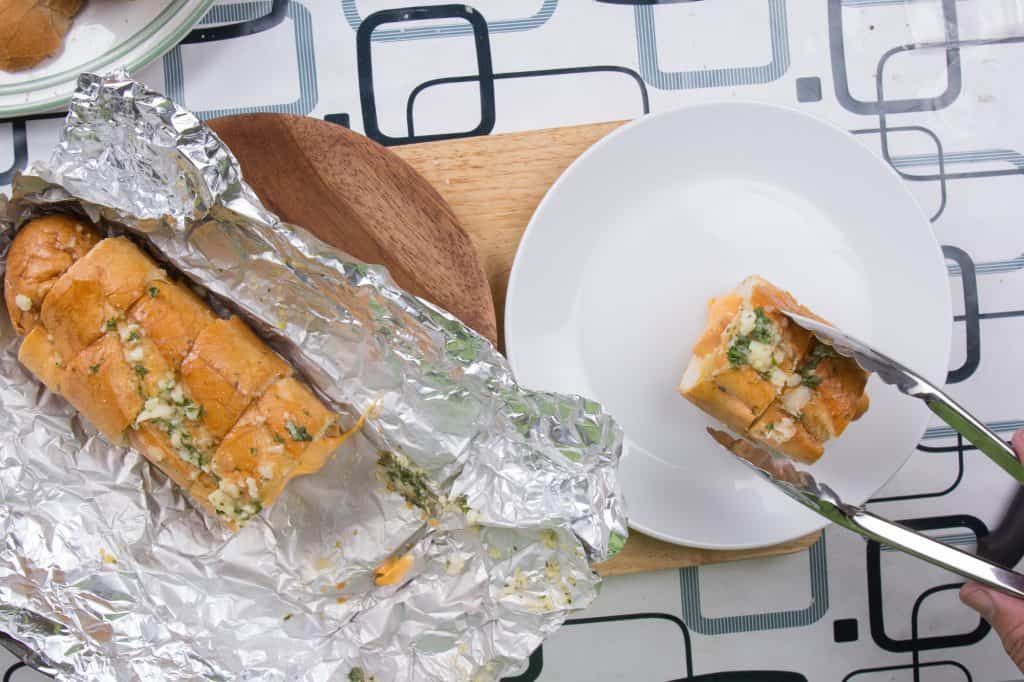 One-Serving-Of-Garlic-Bread