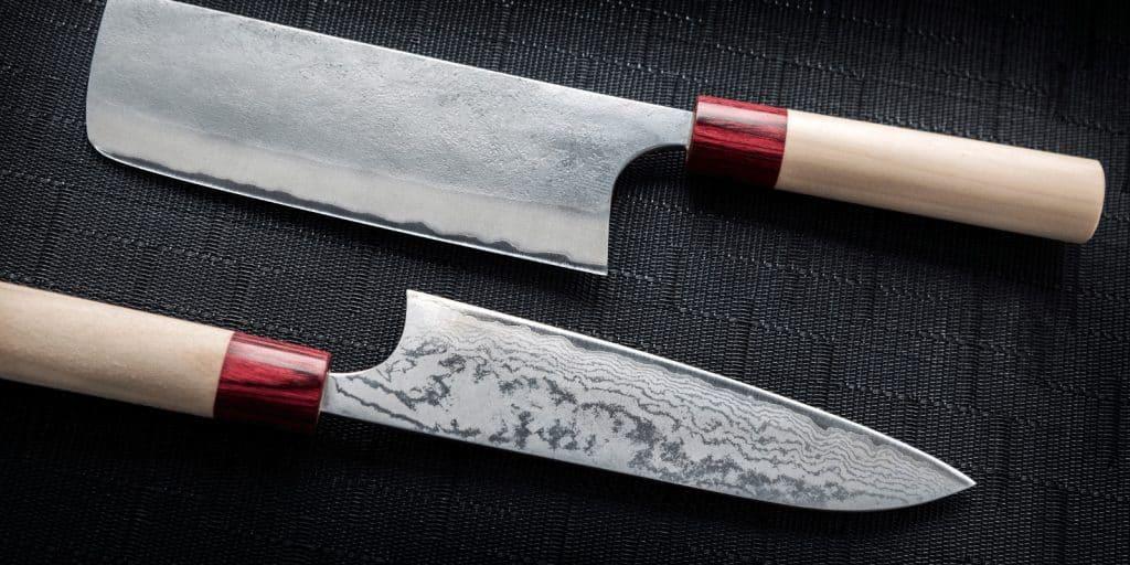 Best Japanese Knife For Cutting Vegetables.