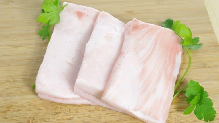 Pork fat vs beef fat