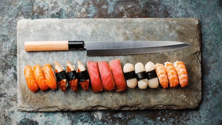 What A Yanagiba Knife Is Used For.