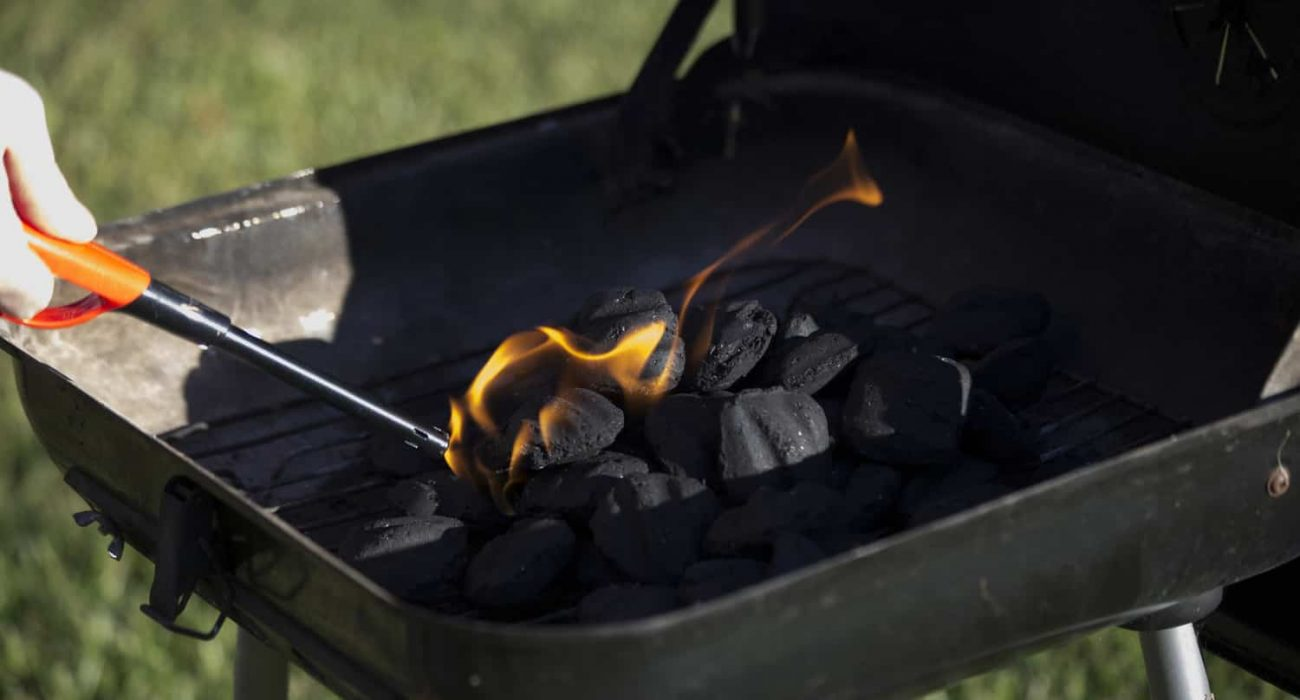 Charcoal Cooking